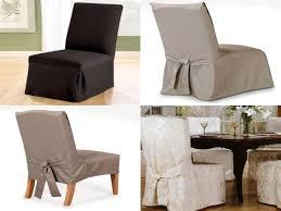 inspiring brown arm chair sleeves waverly dining chair slipcovers dining chair slip covers dining room
