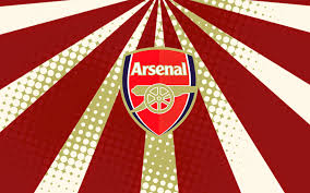 Image result for kartun bola arsenal