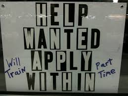 getting a summer job in nova is almost impossible help wanted