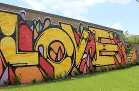 office graffiti wall. Old Post Office Love Wall Graffiti