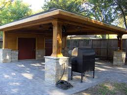 paver driveway with carport and storage 5 driveways wooden carports storage d47 wooden
