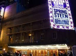 Springsteen On Broadway Seating Chart Springsteen On Broadway Discount Broadway Tickets Including