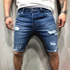 best men <b>casual shorts</b> jeans brands and get free shipping - a790
