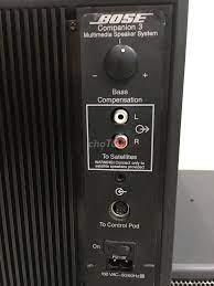 Cần bán dàn loa Bose Companion 3 giá 3.250.000
