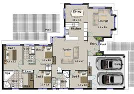 4 bedroom house designs 4 bedroom house plans thearmchairs ideas