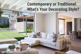 what is contemporary furniture style. Contemporary Or Traditional. What\u0027s Your Decorating Style? What Is Furniture Style A