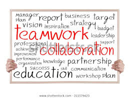 Professional Other Words Teamwork Collaboration Other Related Words Handwritten