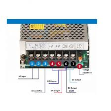 T-30A <b>Triple Output Switching</b> Power Supply <b>30W</b> 5V 12V -5V,Ac-Dc ...