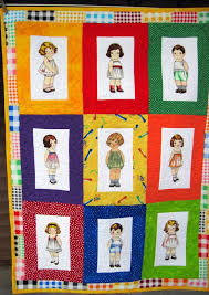 8 best paper doll fabric images on Pinterest   Play mats, Cribs ... & Child's Quilt / Playmat / Blanket/ Playset/ Fabric paper dolls with clothes Adamdwight.com