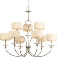 progress lighting p ashbury light tier chandelier in lighting ideas