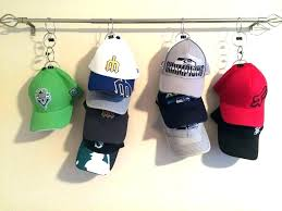 baseball hat rack wall cap storage medium size of closet hats on plans for hanger r wire hat rack