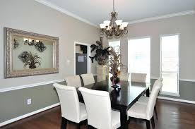 gray dining room paint colors. Dining Rooms With Chair Rail Paint Ideas Gray Room Colors Interesting For N