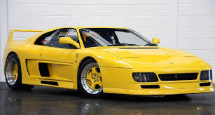 What Happens When You Cross A Ferrari 348 With An F40 Classic Driver Magazine