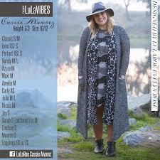 Tc Lularoe Size Chart Lularoe Sizing Guides Based On Real Woman Lularoe Size