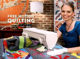 Free Motion Quilting a Sampler Quilting Class | Craftsy & Preview Adamdwight.com