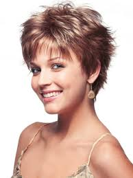 easy short curly haircuts for fine hair