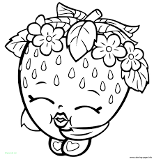 Free Printable Coloring Pages Shopkins