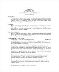 objective for administrative assistant resume administrative assistant objective military bralicious co