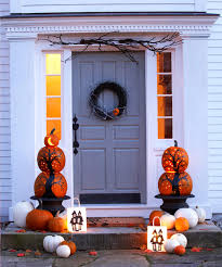 Terrific Simple Halloween Decoration Ideas 13 With Additional Elegant  Design With Simple Halloween Decoration Ideas Design