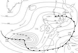 Synoptic Charts Weather Climate Org Uk