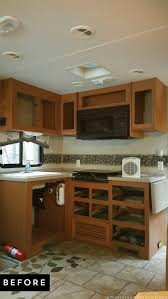 Kitchen Remodel Photos tiny kitchen remodel the reveal of our rv kitchen renovation 5708 by guidejewelry.us