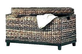 large wicker storage trunk. Simple Trunk Rattan Storage Chests And Trunks Wicker Treasure Chest  Trunk  For Large Wicker Storage Trunk