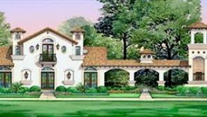 Tuscan Style House Plans  amp  Home Designs   House Designersimage of VILLA DI VINO House Plan