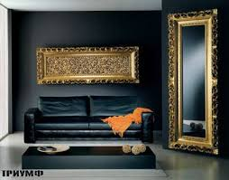 <b>Зеркало напольное</b> body <b>baroque</b> . Предметы интерьера Vismara ...