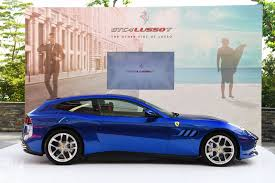 Ferrari GTC4 Lusso T Hits Singapore On Post-Paris World Tour