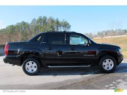 Black 2012 Chevrolet Avalanche Z71 Exterior Photo #59832828 ...