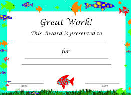 Microsoft Word Certificate Templates Kids Kindergarten Diploma
