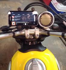 ram mounts for phone ducati scrambler forum