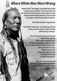 My Native American friend just posted this on some Redneck ... via Relatably.com