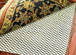 rug pads round rug pad grid non slip rug pad round best rug pad