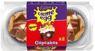 Iceland Now Sells Creme Egg Cupcakes And They Look Delicious