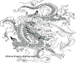 Coloring Dragon Head Coloring Page 3 Headed Pages Realistic Dragon