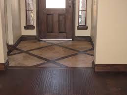 Hardwood And Tile Floor Designs Brilliant Wood Tile Floor Idea Hardwood Flooring Home Grain