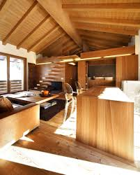 Wood Interior Design Decorating Creative Modern Wooden Interior Design With Nice