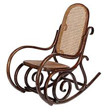 bentwood child s rocking chair for