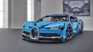 No, it can't achieve the real chiron's 261 mph (420 kph) to speed. Lego 3 599 Piece Technic Bugatti Chiron Kit Goes On Sale Today Autotrader Ca