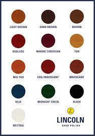 Tarrago Shoe Cream Shoe Polish Systematic Shoe Polish Color