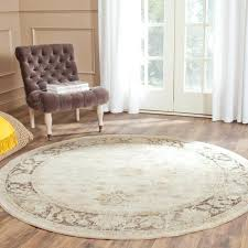 4 ft round rug area rugs decoration 7 foot