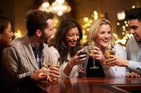 Stock Group Colourbox Enjoying Image Evening Of Friends