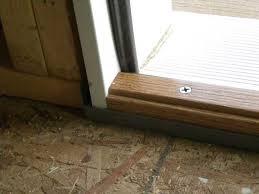 Door threshold parts exterior divine – glaringideas.com