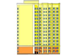 Диплом по ПГС этажный жилой дом из кирпича в г Брянск 14 этажный жилой дом из кирпича в г Брянск