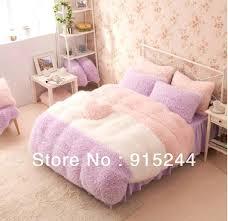 purple ruffle bedding purple ruffle flower twin size 2 piece quilt set