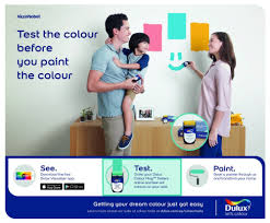 Test Paint Color Online Dulux Colour Play Tester White On White 30gy 88 014 Lazada Singapore