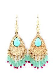 best boho wedding jewellery jewel tones chwv