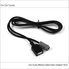 usb to audio wiring mm audio to usb cable adapter audio interfaces popular toyota radio wiring buy cheap toyota radio wiring lots original plugs to usb adapter conector