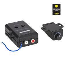 lineout converter adjustable 80 watt by scosche Line Level Converter Wiring Diagram lineout converter adjustable 80 watt